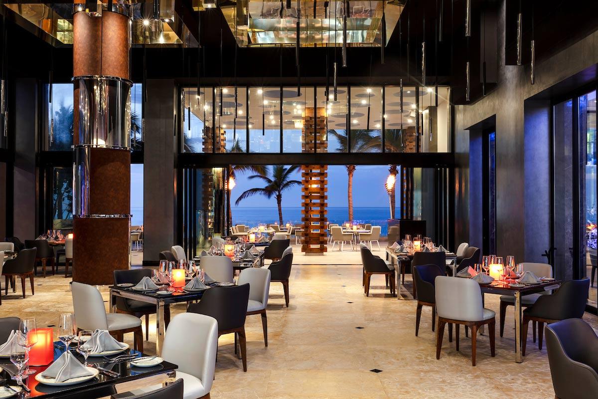 bocados restaurant at garza blanca los cabos