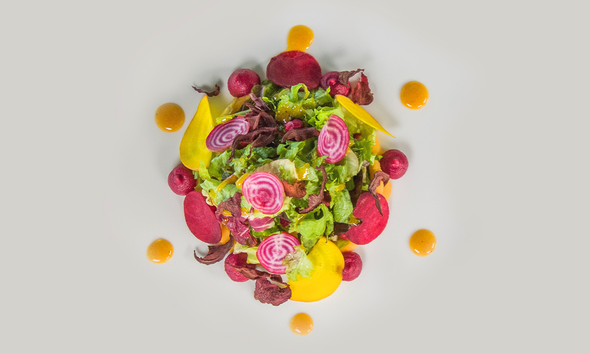 healthy menu at garza blanca preserve