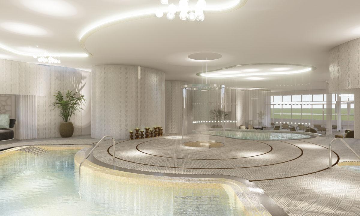 luxury spa imagine at garza blanca cancun