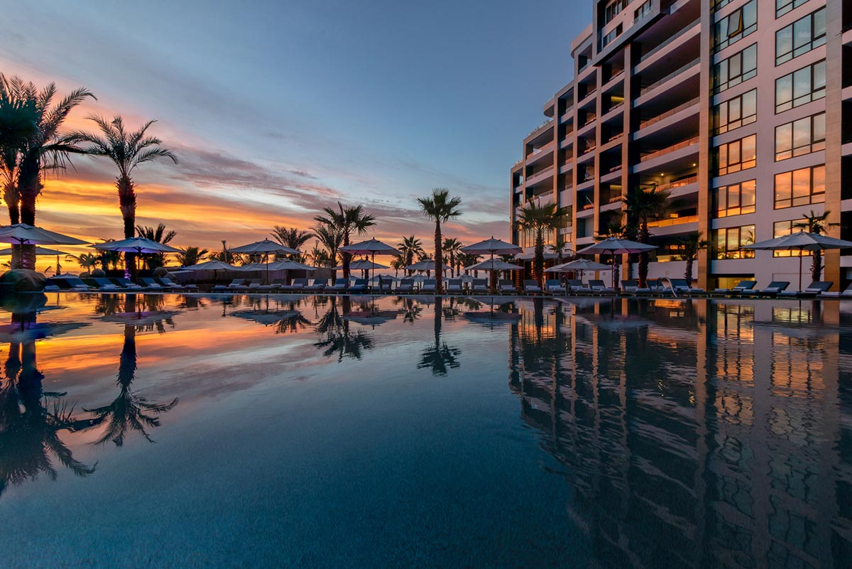 Garza Blanca Los Cabos, among the best hotels in Mexicoe