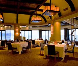 Blanca Blue Restaurant Garza Blanca Puerto Vallarta