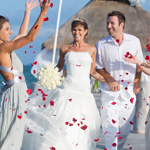 Ceremony Packages  Garza Blanca Cancun