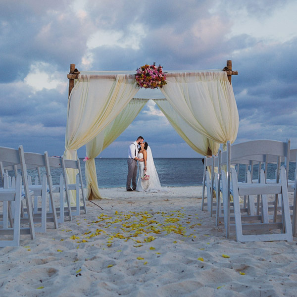 Bespoke Wedding Planner at Garza Blanca Cancun