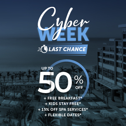 cyber week sale garza blanca resort los cabos