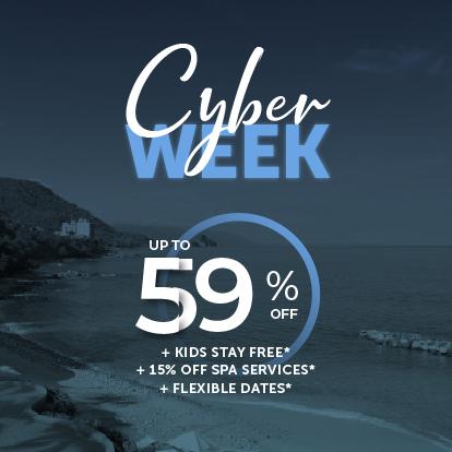 Cyber Week Garza Blanca Puerto Vallarta