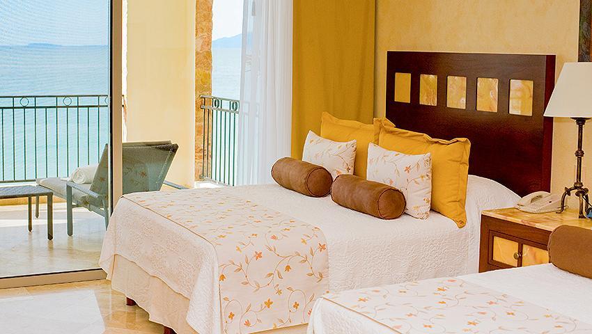 Deluxe Room Garza Blanca Puerto Vallarta