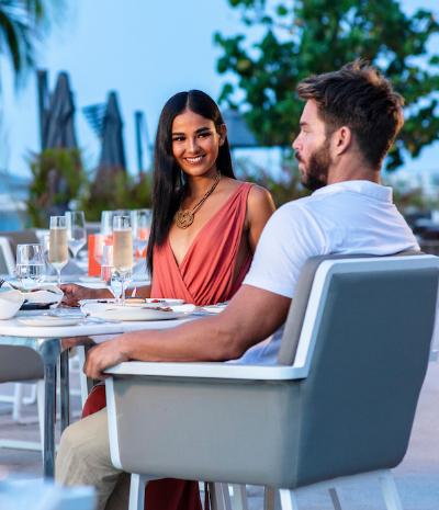 Cena en la Suite con Chef Privado