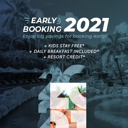 Early booking bonus 2021 garza blanca resort puerto vallarta