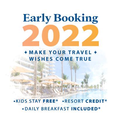 Early Booking Bonus 2022 Garza Blanca Cancún