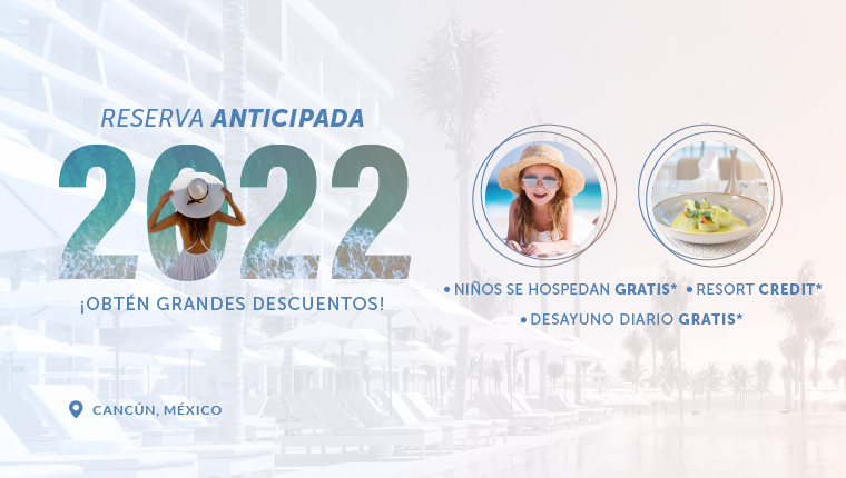Reserva Anticipada 2022