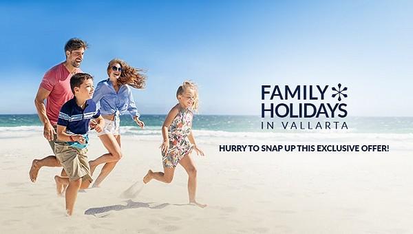 family holidays in vallarta
