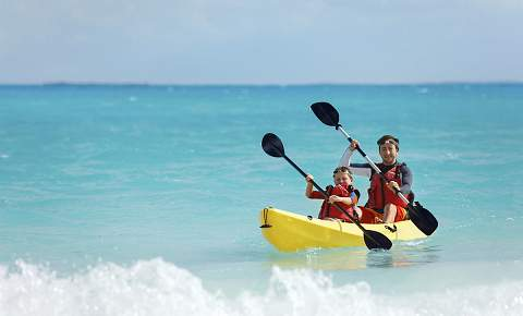 Kayak & SUP for Kids