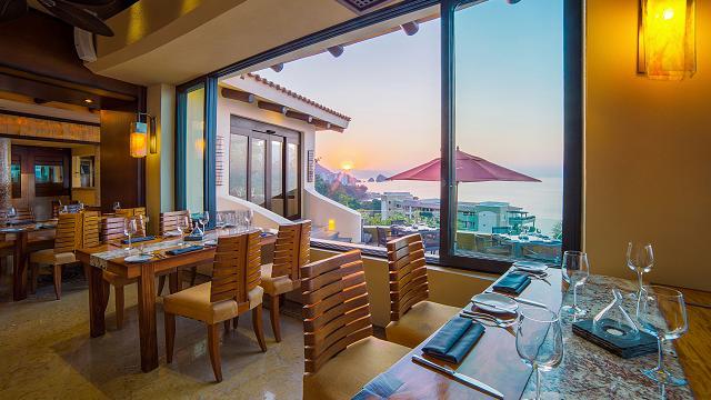 gourmet dining garza blanca resort