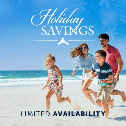Holiday savings Garza Blanca Preserve Puerto Vallarta