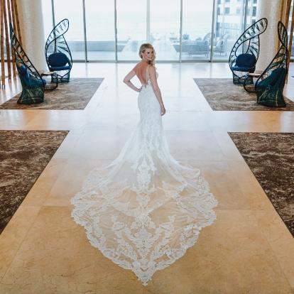 Gemstone Ceremony Wedding Package at Garza Blanca Los Cabos