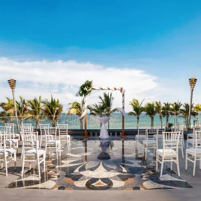 Jade Wedding Packages at Garza Blanca Resort Los Cabos