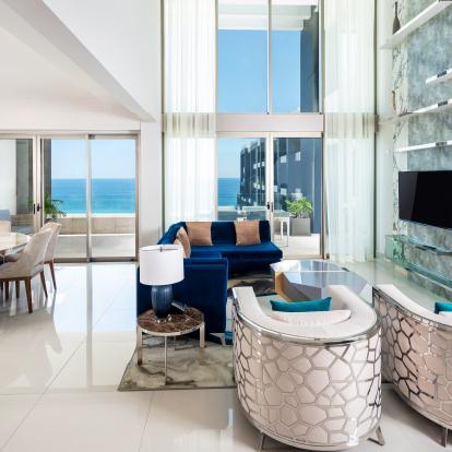 Junior Suite Ocean View Garza Blanca Los Cabos