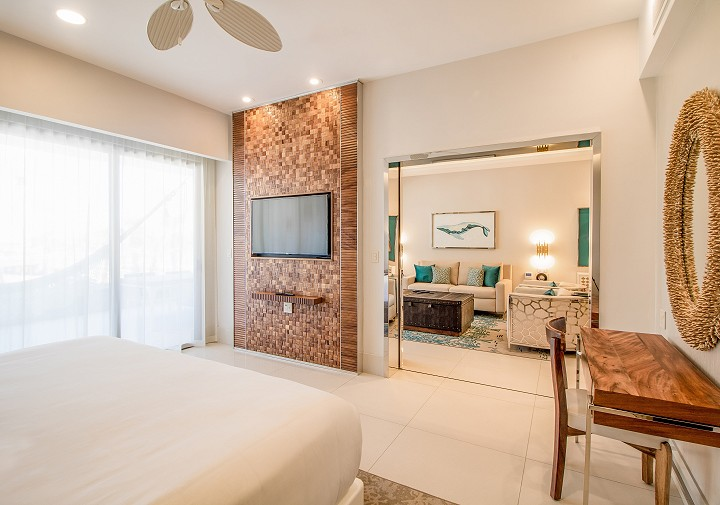 One Bedroom Suite Garza Blanca Los Cabos