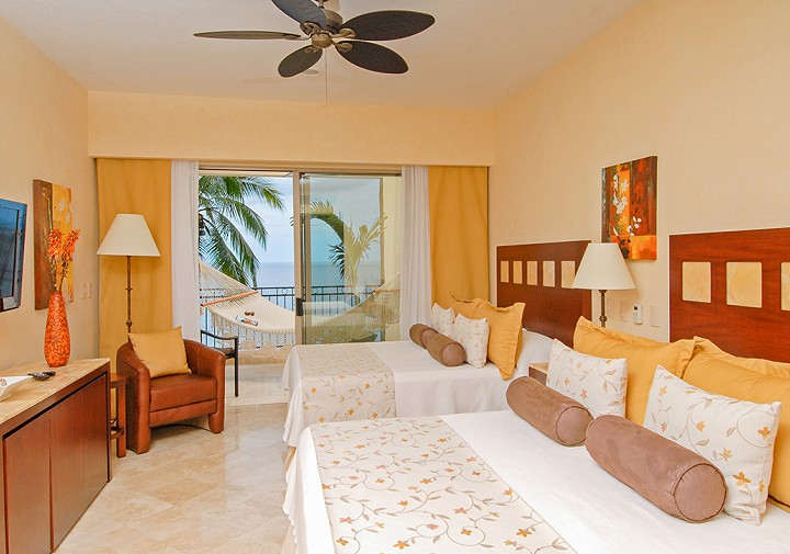 Deluxe Suite Garza Blanca Puerto Vallarta Resort