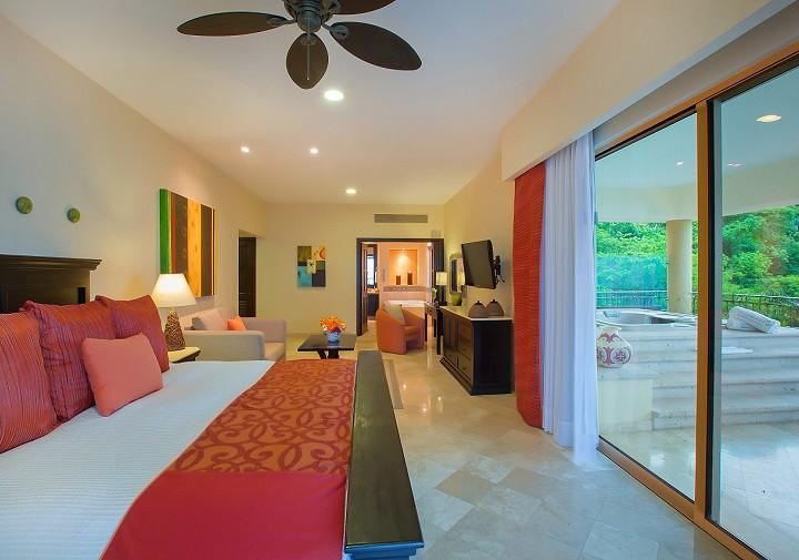 Honeymoon Suite Garza Blanca Resort Puerto Vallarta