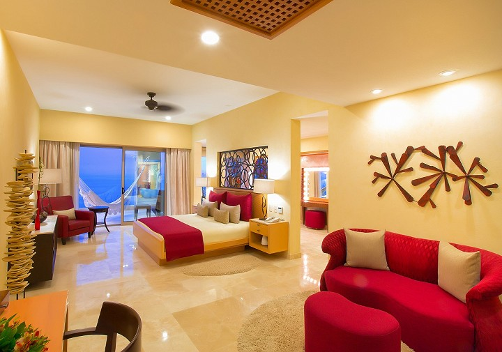 Junior Panorama Suite Garza Blanca Puerto Vallarta
