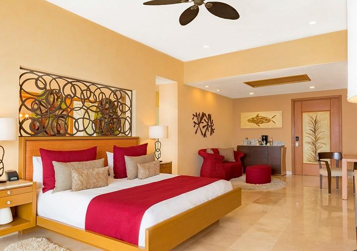 Junior Panorama Suite Garza Blanca Resort Puerto Vallarta