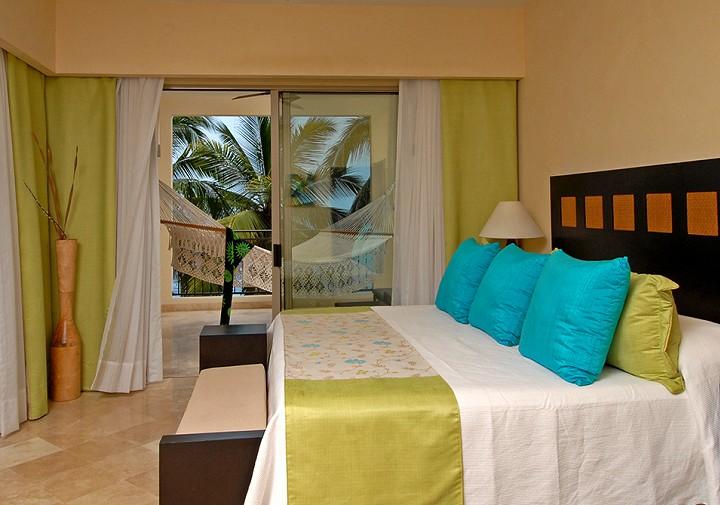 One Bedroom Suite Hotel Garza Blanca Preserve