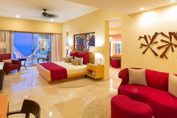 Ultra Junior Panorama Suite Garza Blanca Resort Puerto Vallarta