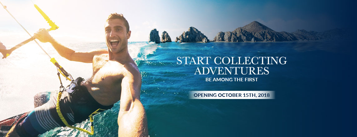 start collecting adventures special offer los cabos