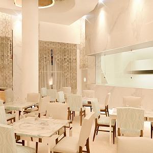 Blanca Blue Restaurant Los Cabos