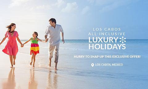 Los Cabos all-inclusive luxury holidays