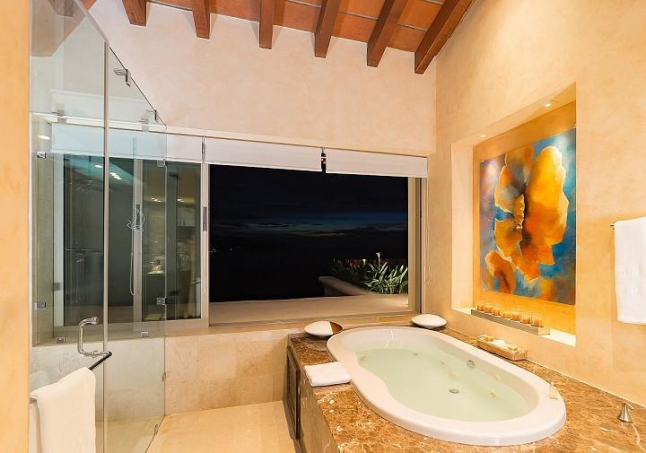 Penthouse Oceanfront Garza Blanca Resort All Inclusive Puerto Vallarta
