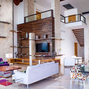 The Grand Penthouse - Great living room