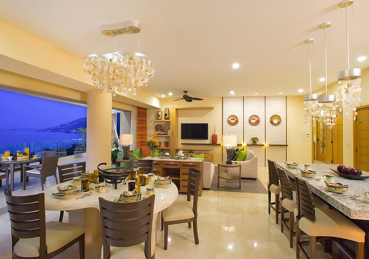 Three Bedroom Panorama Garza Blanca Resort Preserve
