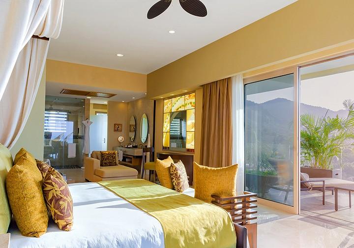 Three Bedroom Panorama Garza Blanca Resort