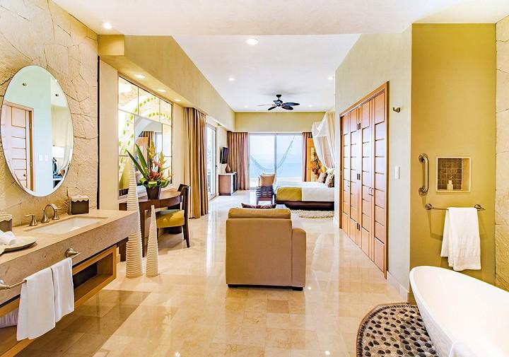 Two Bedroom Panorama Suite at Garza Blanca Puerto Vallarta