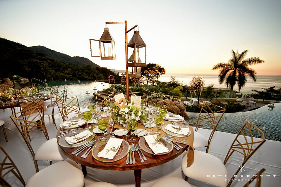 Wedding Receptions at Garza Blanca Preserve