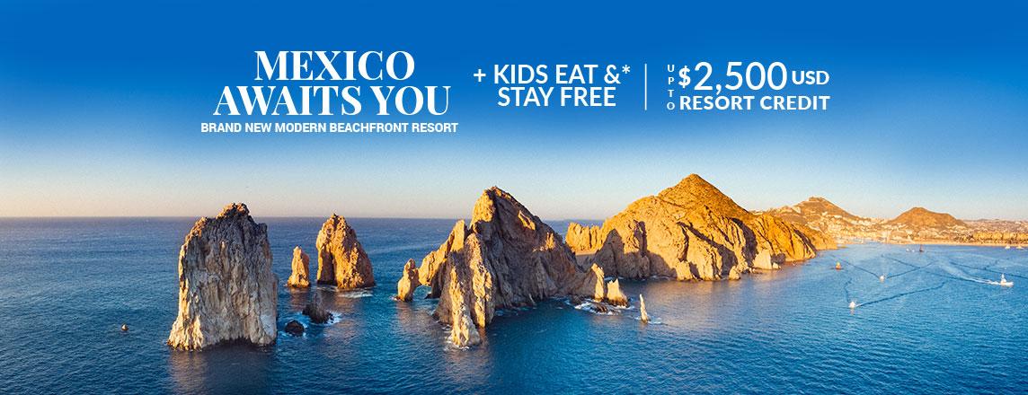 mexico awaits you garza blanca resort los cabos