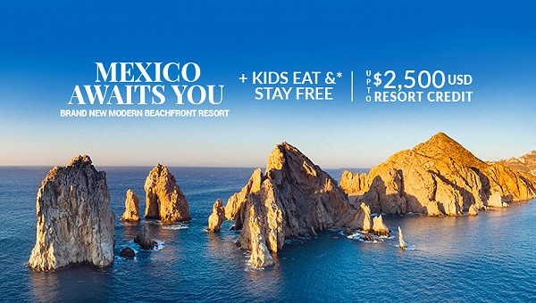 mexico awaits you garza blanca resort los cabos