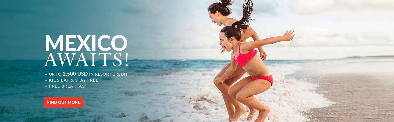 Garza Blanca Resort Puerto Vallarta Mexico Awaits - Resort Credit