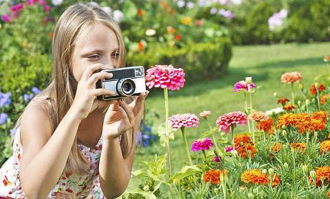 Nature Photography for Kids
