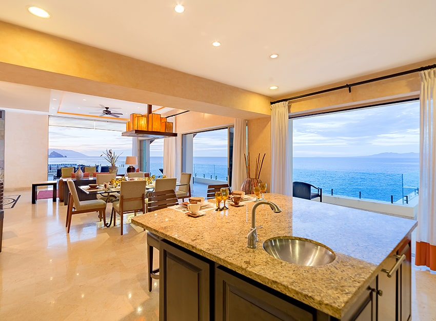 Oceanfront Penthouse Garza Blanca Puerto Vallarta
