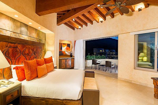 Oceanfront Penthouse Garza Blanca Resort Puerto Vallarta