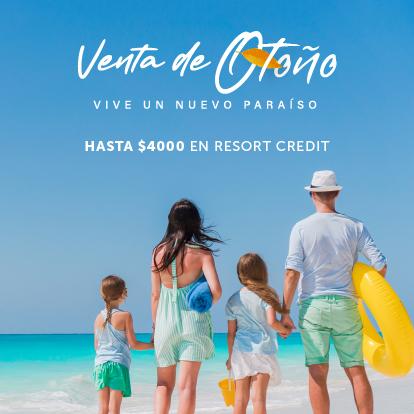 Venta especial de Otoño Puerto Vallarta