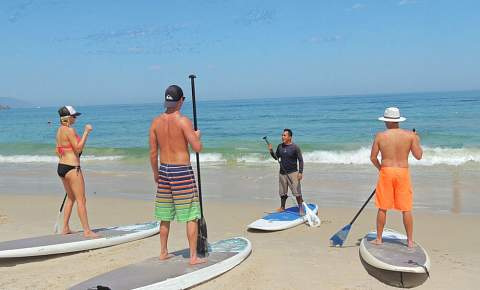 Clases de paddleboard