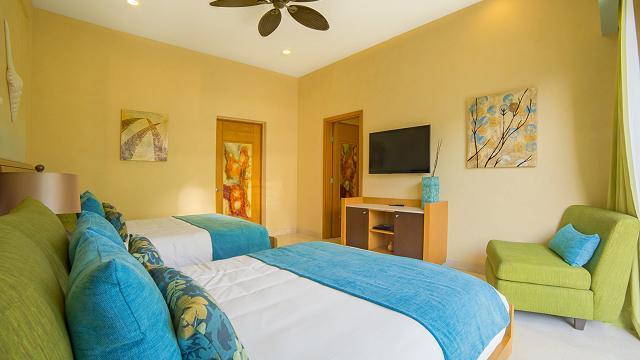 Ultra Suite Panorama de dos Recámaras Garza Blanca Resort Puerto Vallarta
