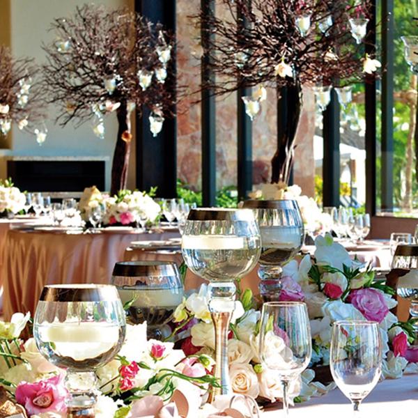 Oro paquete de recepción de bodas Garza Blanca Resort Puerto Vallarta