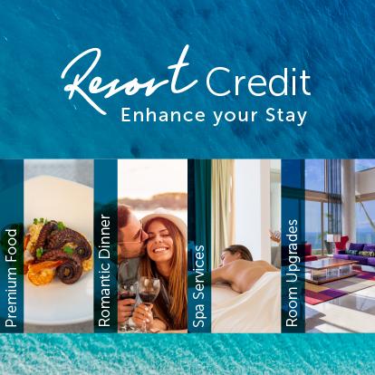Resort credit program garza blanca puerto vallarta