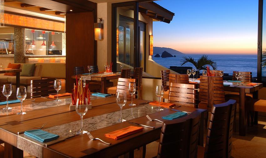 Mexico 180 S Finest Restaurants Garza Blanca Resort Amp Spa