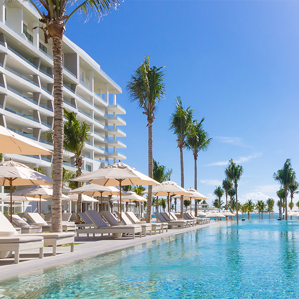 Opiniones del Hotel Garza Blanca Cancún